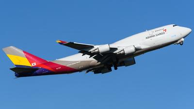 HL7421 - Boeing 747-48E(BDSF) - Asiana Cargo