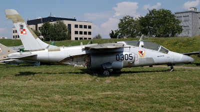 0305 - PZL-Mielec I-22 Iryda - Poland - Air Force