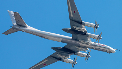 RF-94206 - Tupolev Tu-95MS Bear-H - Russia - Air Force