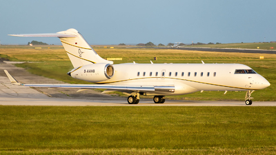 D-AAHB - Bombardier BD-700-1A10 Global Express - MHS Aviation