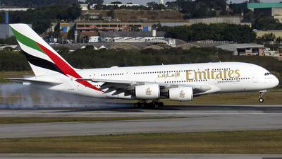 A6-EUR - Airbus A380-842 - Emirates
