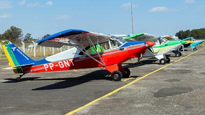 PP-GNT - Aero Boero AB115 - Aero Club - Parana
