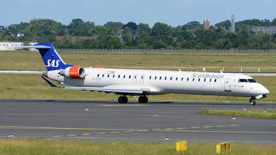 EI-FPD - Bombardier CRJ-900LR - Scandinavian Airlines (Cityjet)