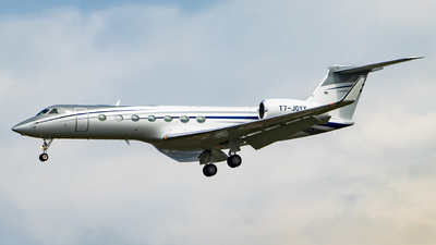 A picture of T7JOYY - Gulfstream G550 - TAG Aviation - © Zongzha_Kaiguan