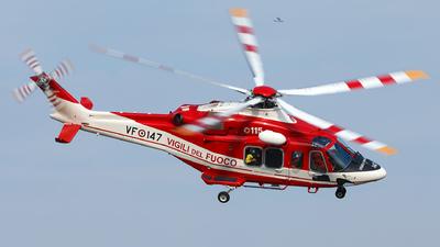 VF-147 - Agusta-Westland AW-139 - Italy - Vigili del Fuoco