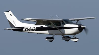 N759HC - Cessna 182Q Skylane II - Private