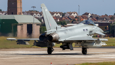 ZK368 - Eurofighter Typhoon FGR.4 - United Kingdom - Royal Air Force (RAF)