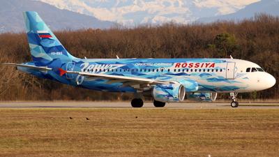 A picture of VQBAS - Airbus A319111 - Rossiya - © Panagiotis Kardaras