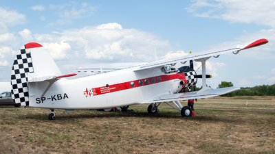 SP-KBA - PZL-Mielec An-2 - Private