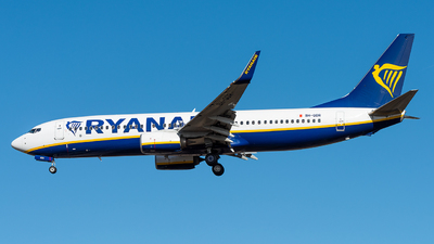 9H-QDR - Boeing 737-8AS - Ryanair (Malta Air)