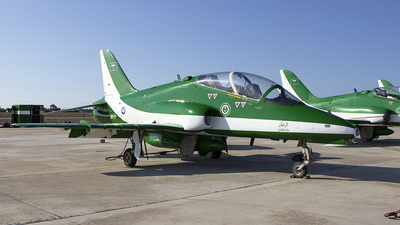 8817 - British Aerospace Hawk Mk.65A - Saudi Arabia - Air Force