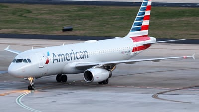 A picture of N654AW - Airbus A320232 - American Airlines - © Brian T Richards