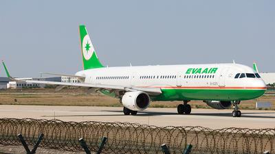 B-16215 - Airbus A321-211 - Eva Air