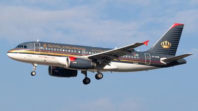 A picture of JYAYN - Airbus A319132 - Royal Jordanian - © Eddc photography Joël