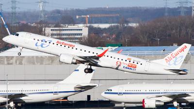 EC-LFZ - Embraer 190-200LR - Air Europa