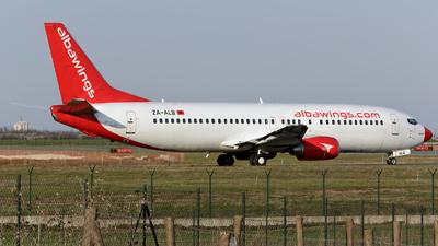 ZA-ALB - Boeing 737-46J - Albawings