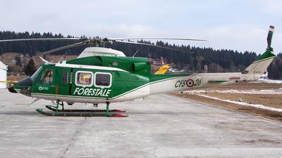 CFS26AK - Agusta-Bell AB-412 Griffon - Italy - Forestale