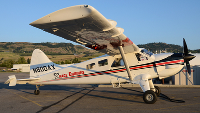 N600AX - De Havilland Canada DHC-2 Mk.I Beaver - Private