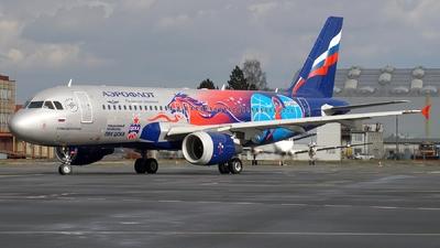 N238NV - Airbus A320-214 - Allegiant Air