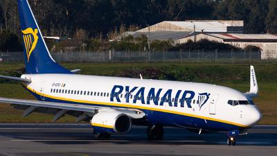 A picture of EIEPD - Boeing 7378AS - Ryanair - © Carlos Miguel Seabra
