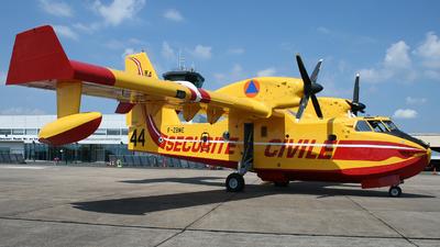 F-ZBME - Canadair CL-415 - France - Sécurité Civile
