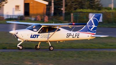 SP-LFE - Tecnam P2008JC - LOT Flight Academy