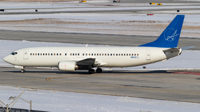 N806TJ - Boeing 737-490 - iAero Airways