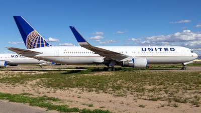 N590HA - Boeing 767-3CB(ER) - United Airlines