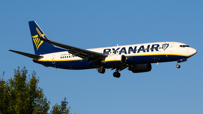 A picture of EIDCH - Boeing 7378AS - Ryanair - © C. v. Grinsven