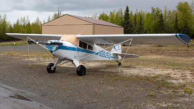 N95250 - Taylorcraft BC-12D - Private