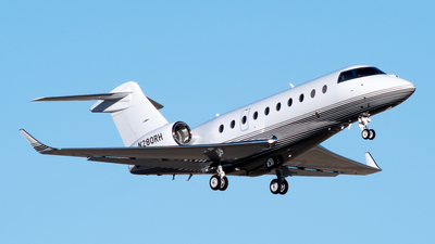 N280RH - Gulfstream G280 - Private