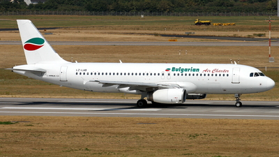LZ-LAB - Airbus A320-231 - Bulgarian Air Charter (BAC)