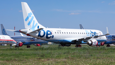 2-RLBV - Embraer 170-200STD - Flybe