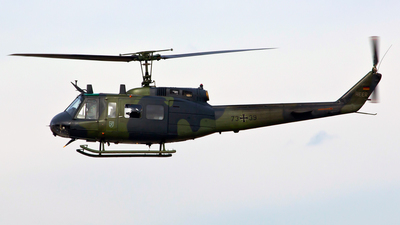 73-39 - Bell UH-1D Iroquois - Germany - Army