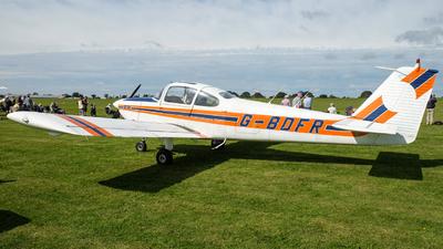 A picture of GBDFR - Fuji FA200160 - [FA200262] - © Planet Aircraft