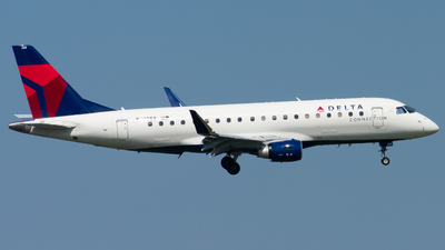 N288SY - Embraer 170-200LL - Delta Connection (SkyWest Airlines)