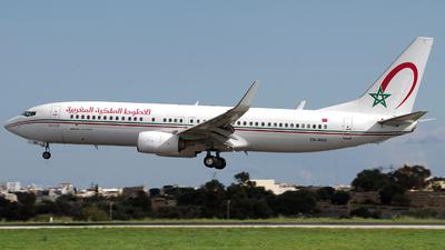 CN-RGG - Boeing 737-86N - Royal Air Maroc (RAM)
