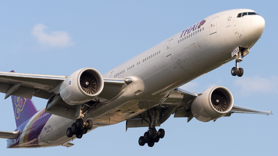 HS-TKX - Boeing 777-3D7(ER) - Thai Airways International