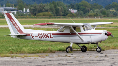 A picture of FGHNZ - Cessna F152 - [15279559] - © Eric Verplanken