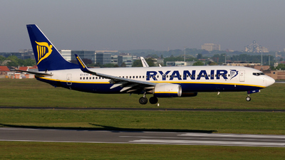 EI-EXD - Boeing 737-8AS - Ryanair