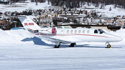 SE-RIN - Cessna 525A CitationJet CJ2 - Private