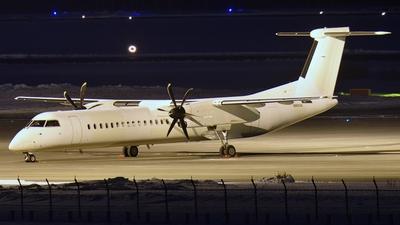 A picture of N683UA - De Havilland Canada Dash 8400 - [4121] - © Gouei chang