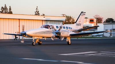 N441V - Cessna 441 Conquest - Private