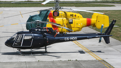 CS-HGG - Eurocopter AS 350B2 Ecureuil - HeliPortugal