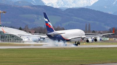 RA-96005 - Ilyushin IL-96-300 - Aeroflot
