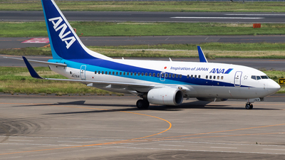 JA17AN - Boeing 737-781 - All Nippon Airways (ANA)