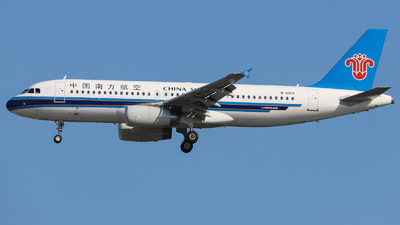 B-6813 - Airbus A320-232 - China Southern Airlines