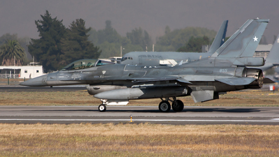 855 - General Dynamics F-16C Fighting Falcon - Chile - Air Force