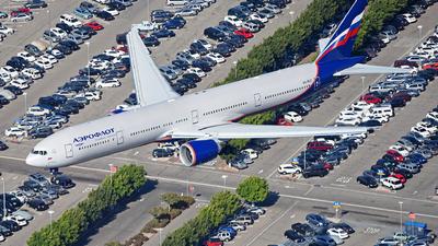 VQ-BUC - Boeing 777-3M0ER - Aeroflot