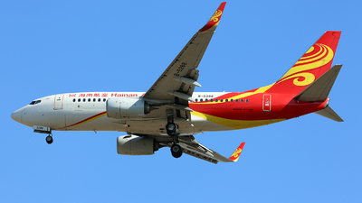 B-5288 - Boeing 737-74P - Hainan Airlines